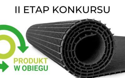 "Kolejny etap konkursu ""Produkt w obiegu"""