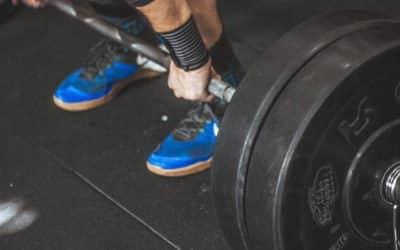 Maty gumowe do siłowni