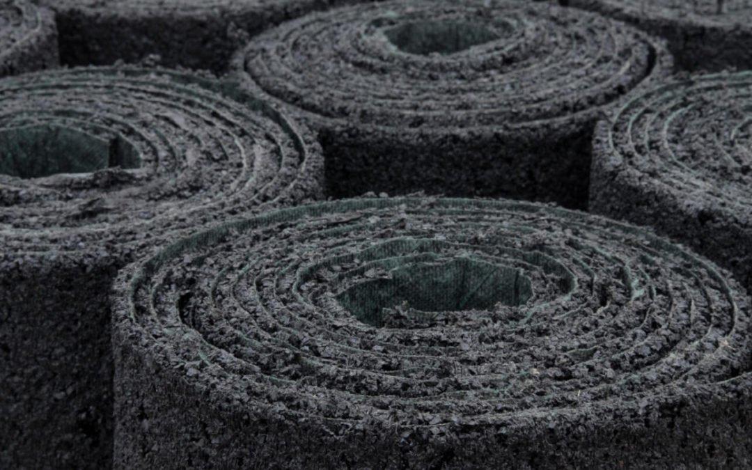 rodzaje mat gumowych