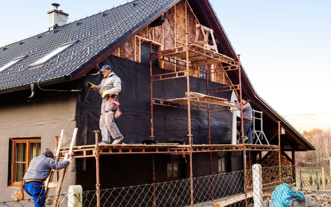 Izolacja akustyczna stropów – jakie maty zoferty Rekoplast wybrać?